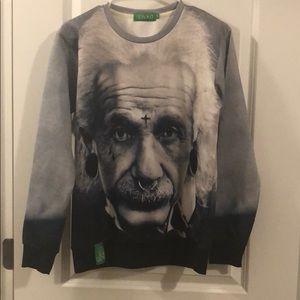 Sweaters - Einstein Crewneck